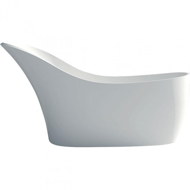 Fienza La Vida Matte White Stone Bath