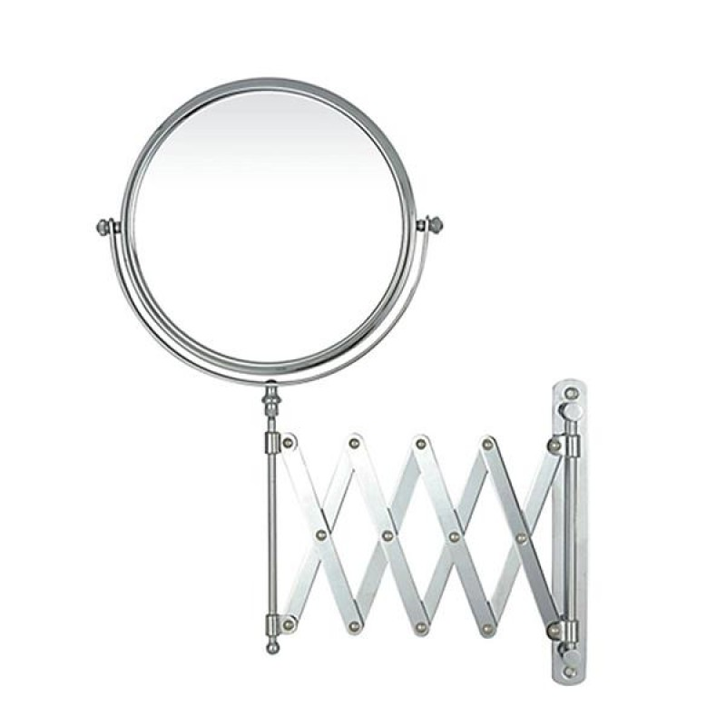 Fienza Scissor Arm Magnifying Mirror