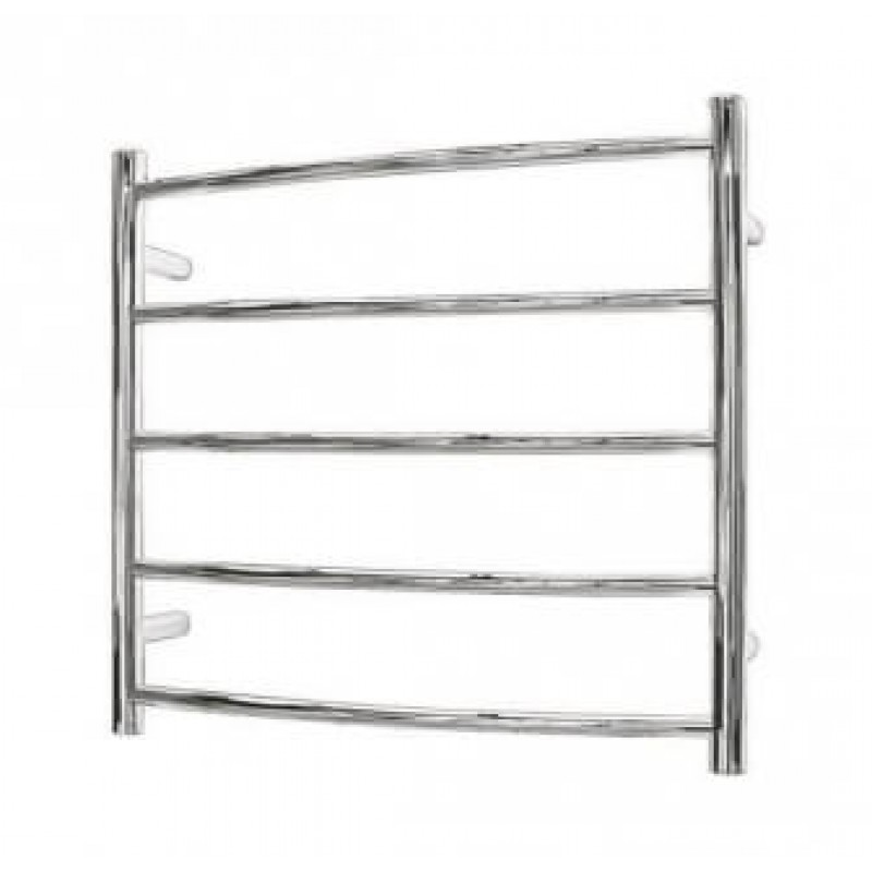 Forme Brooklyn 5 Bar Round Heated Towel Rail