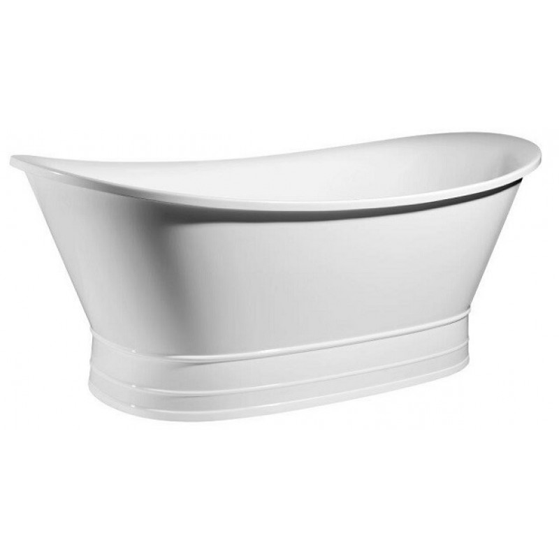 Forme Apollo 1745 White Freestanding Bath
