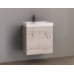 Timberline Bargo Wall Hung Vanity 600mm - 1800mm with 70mm Grand Acrylic Top