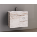 Timberline Bargo Wall Hung Vanity 600mm - 2100mm with Regal Acrylic Top
