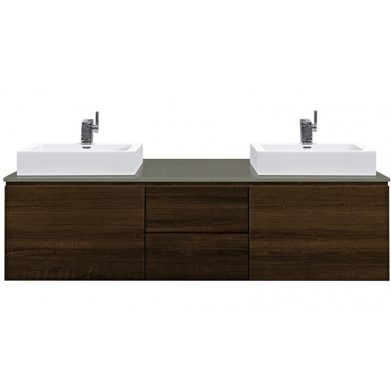 Forme Mont Albert Wall Hung Vanity 600mm-1500mm