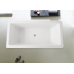 1500mm, 1700mm Tradie Drop in Bath Tub from