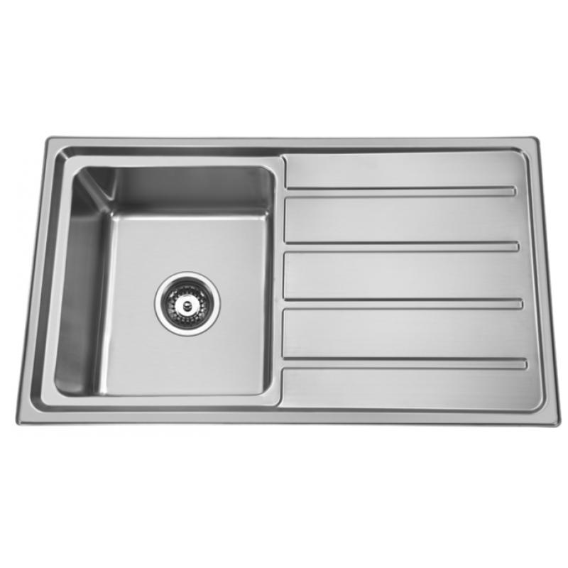860 x 500 x 180mm Kitchen Sink
