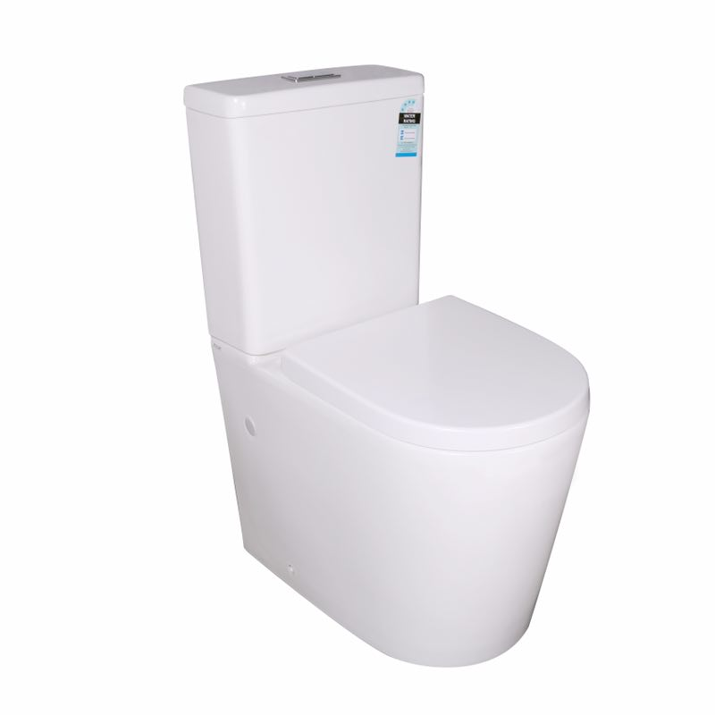 Wall Faced Toilet Suite  KDK 026