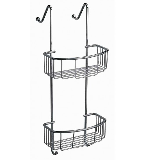 Hanging Double Basket BK-05