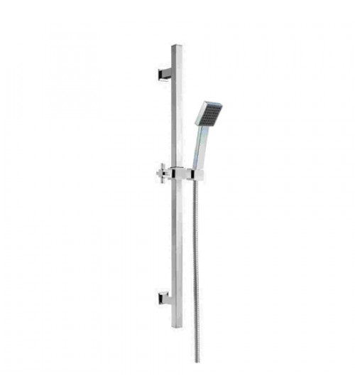 Square Hand Shower Rail CH05