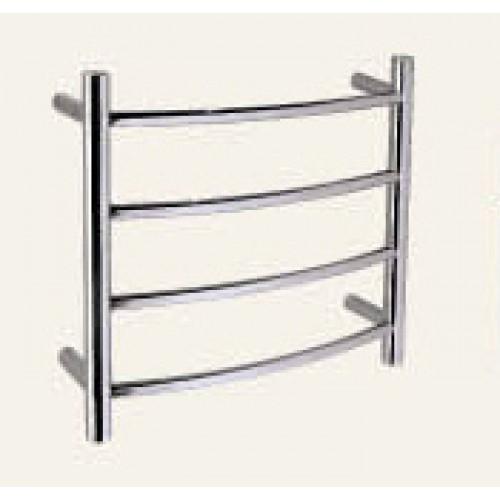 heated towel rail round series 4 round bars 40w hr4