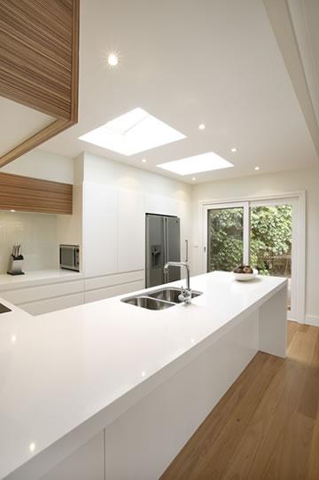 Quantum Quartz Kitchens benchtops Australia